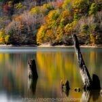 日光湯の湖