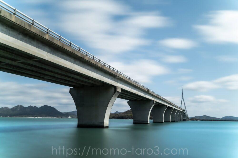 周防大橋の写真