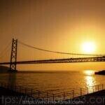 明石海峡大橋の画像